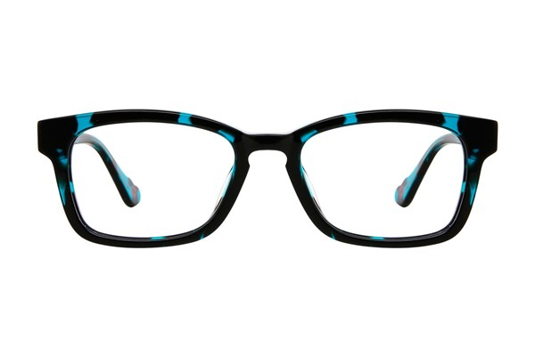 Hot Kiss HK44 Green Eyeglasses