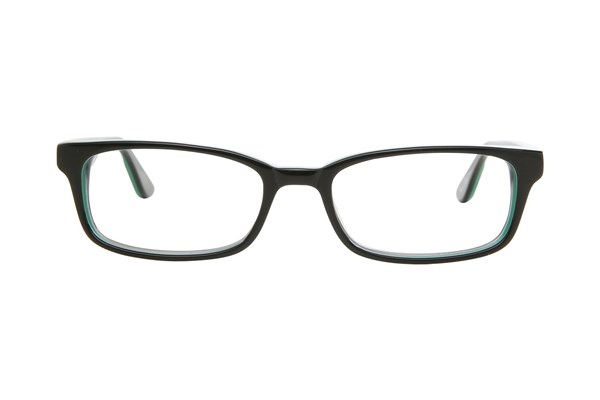 Cantera Ultimate Black Eyeglasses