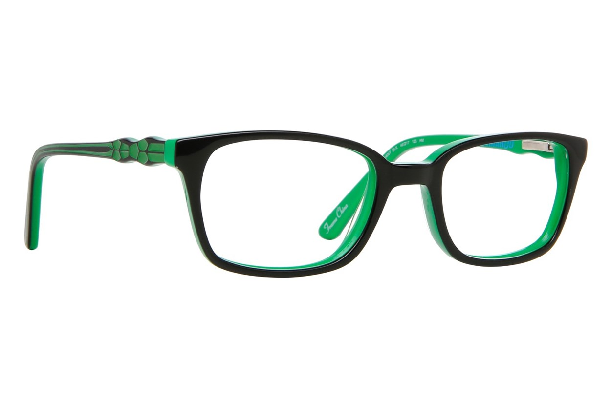 Nickelodeon Teenage Mutant Ninja Turtles Valiant Black Eyeglasses