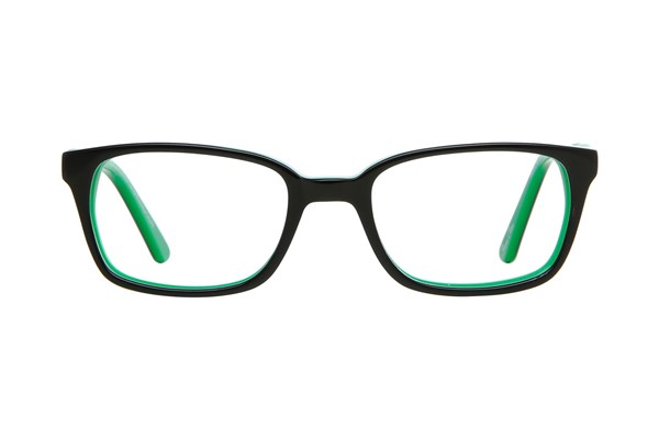 Nickelodeon Teenage Mutant Ninja Turtles Valiant Eyeglasses - Black
