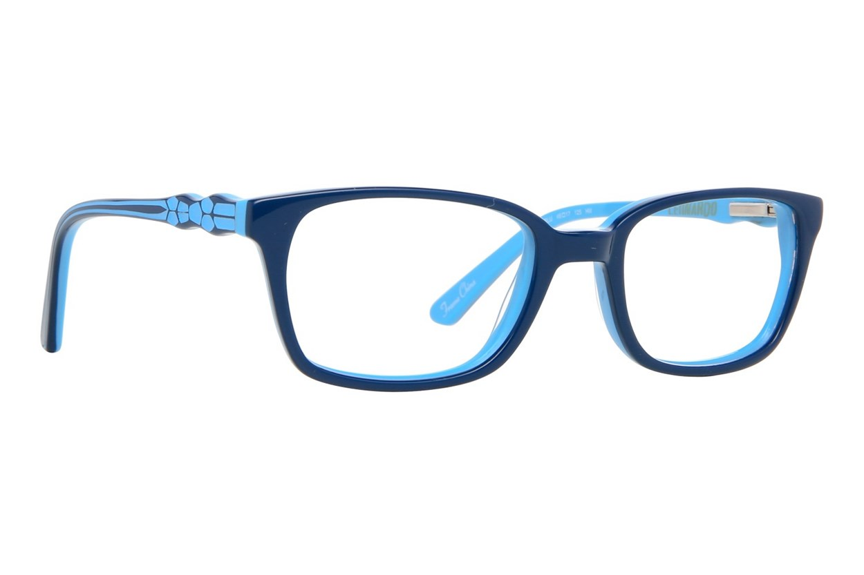 Nickelodeon Teenage Mutant Ninja Turtles Valiant Blue Eyeglasses