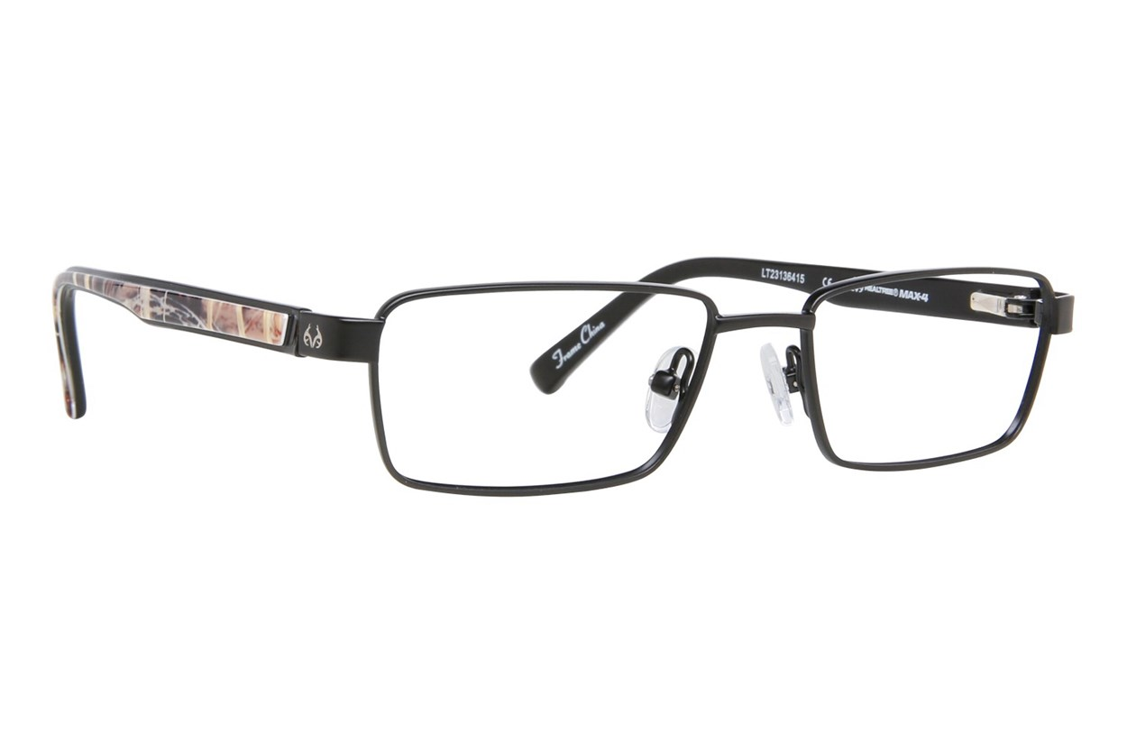 Realtree R460 Black Eyeglasses