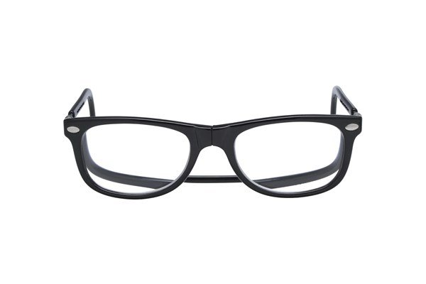 Clic-Optical Ashbury Black ReadingGlasses