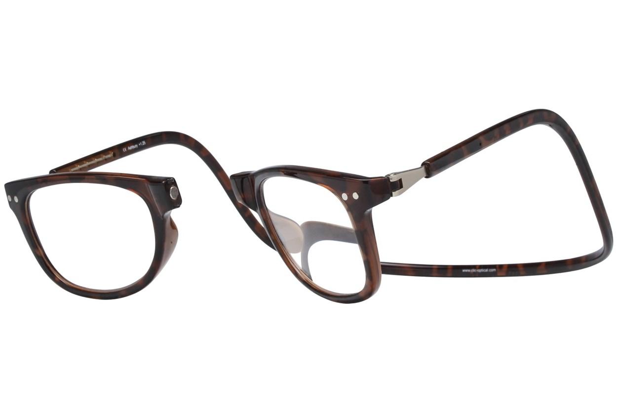 Alternate Image 1 - Clic-Optical Ashbury Tortoise