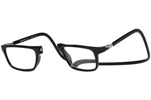 Click to swap image to alternate 1 - Clic-Optical Executive ReadingGlasses - Black