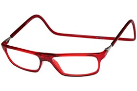 Clic-Optical Executive Red