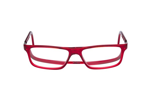 Clic-Optical Executive ReadingGlasses - Red