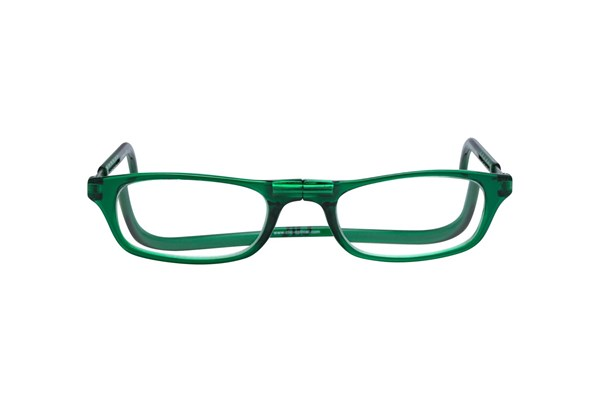 Clic-Optical Original Green ReadingGlasses
