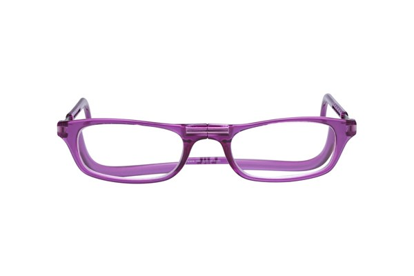 Clic-Optical Original ReadingGlasses - Purple