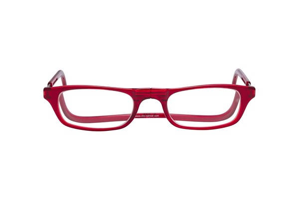 Clic-Optical Original ReadingGlasses - Red