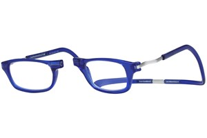 Click to swap image to alternate 1 - Clic-Optical Original XXL Blue ReadingGlasses