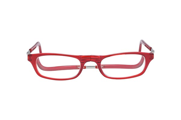 Clic-Optical Original XXL Red ReadingGlasses