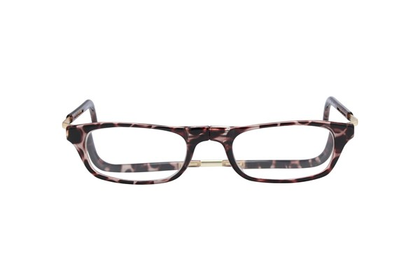 Clic-Optical Original XXL Tortoise ReadingGlasses
