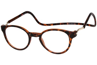 Clic-Optical Vintage XXL Tortoise