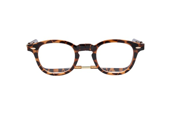 Clic-Optical Vintage XXL Tortoise ReadingGlasses