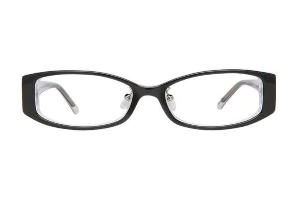 Red Lotus AF 206Z Black Eyeglasses