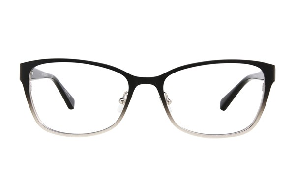Ann Taylor AT201 Eyeglasses - Black