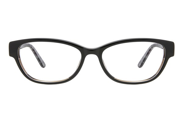 Ann Taylor AT300 Black Eyeglasses