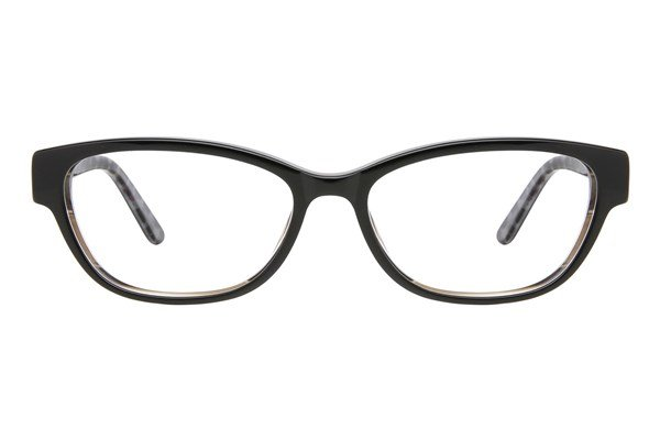 Ann Taylor AT300 Eyeglasses - Black