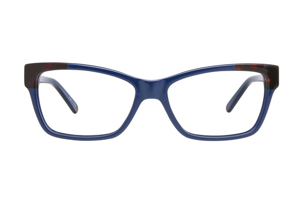 Ann Taylor AT315 Blue Eyeglasses