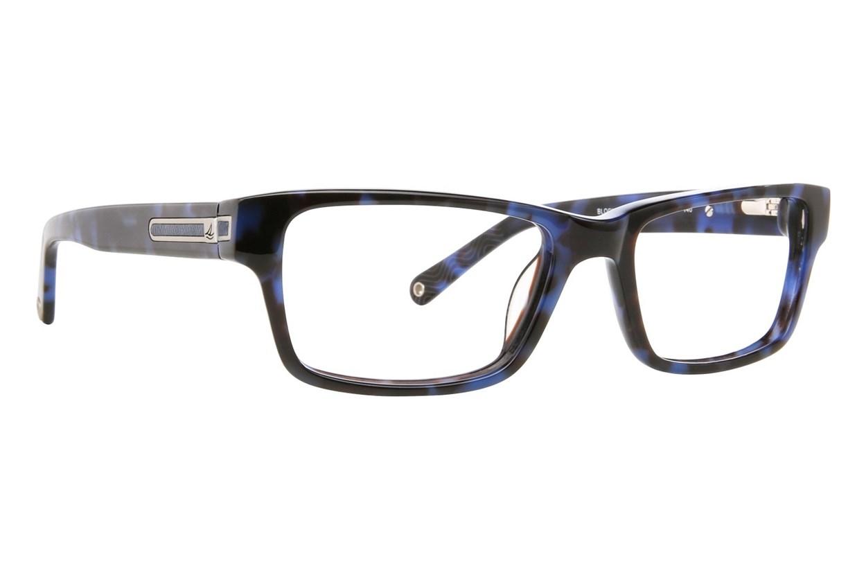 Sperry Top-Sider Block Island Blue Eyeglasses