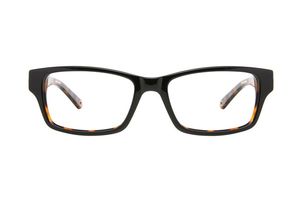 Sperry Top-Sider Block Island Black Eyeglasses