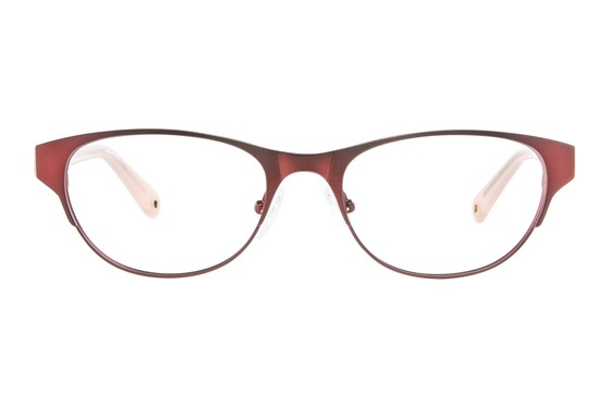 Sperry Top-Sider Cape May Red Eyeglasses