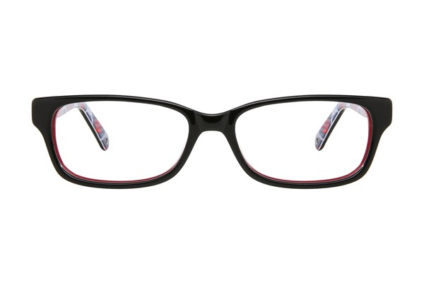 Sperry Top-Sider Gardiners Bay Black Eyeglasses