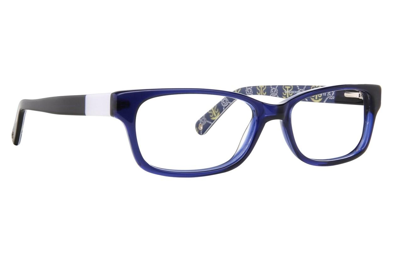Sperry Top-Sider Gardiners Bay Blue Eyeglasses