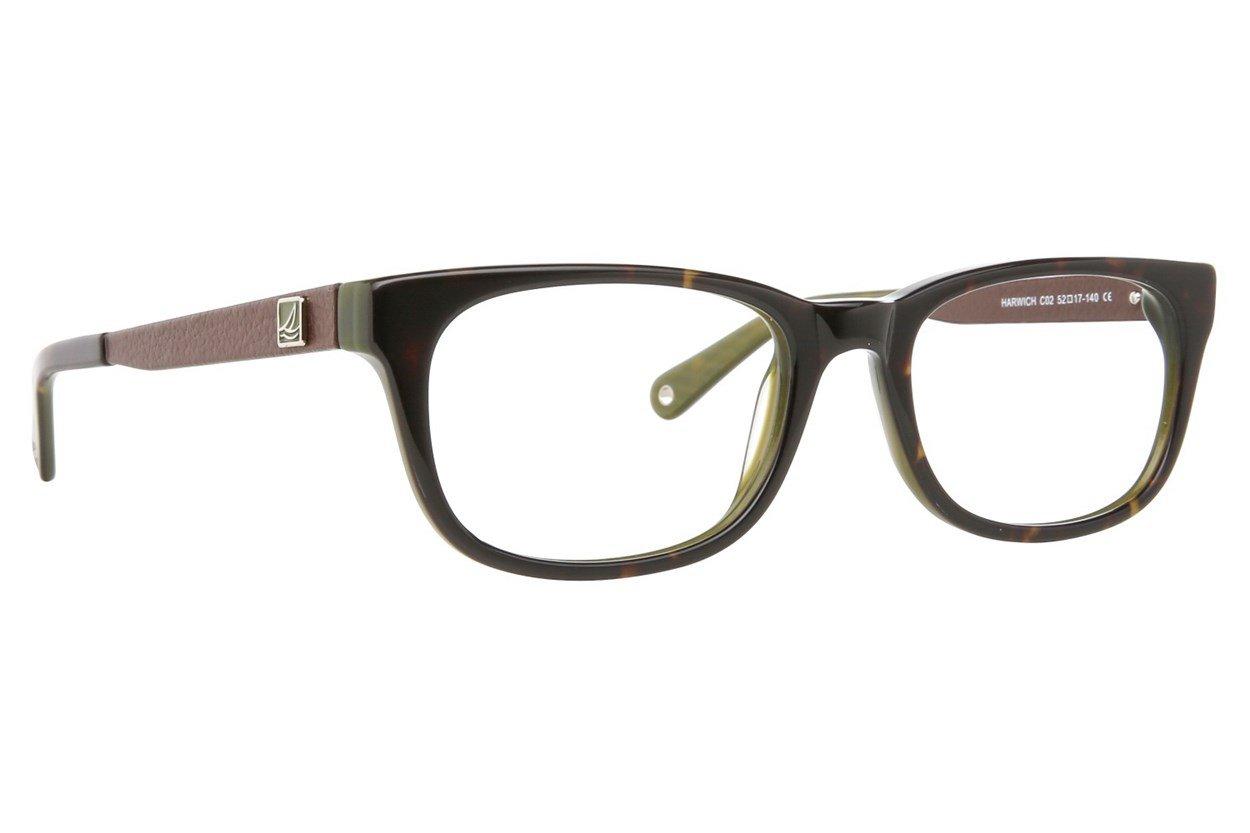 Sperry Top-Sider Harwich Tortoise Eyeglasses