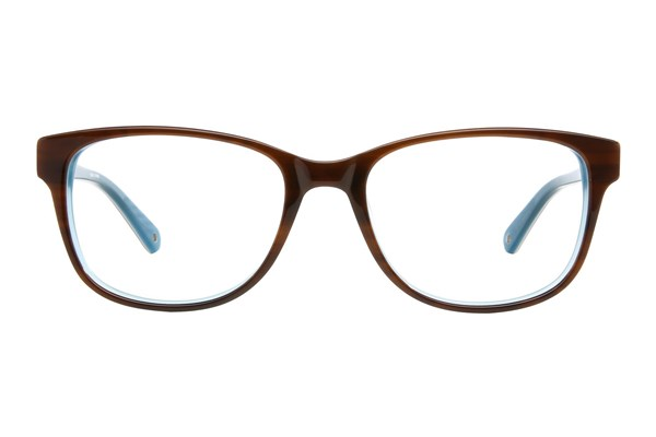 Sperry Top-Sider Makena Eyeglasses - Brown