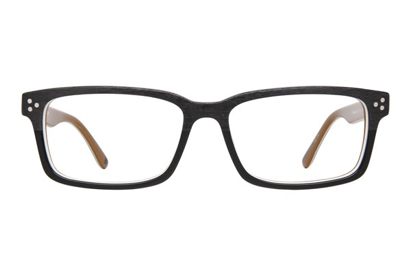 Randy Jackson RJ 3028 Eyeglasses - Black