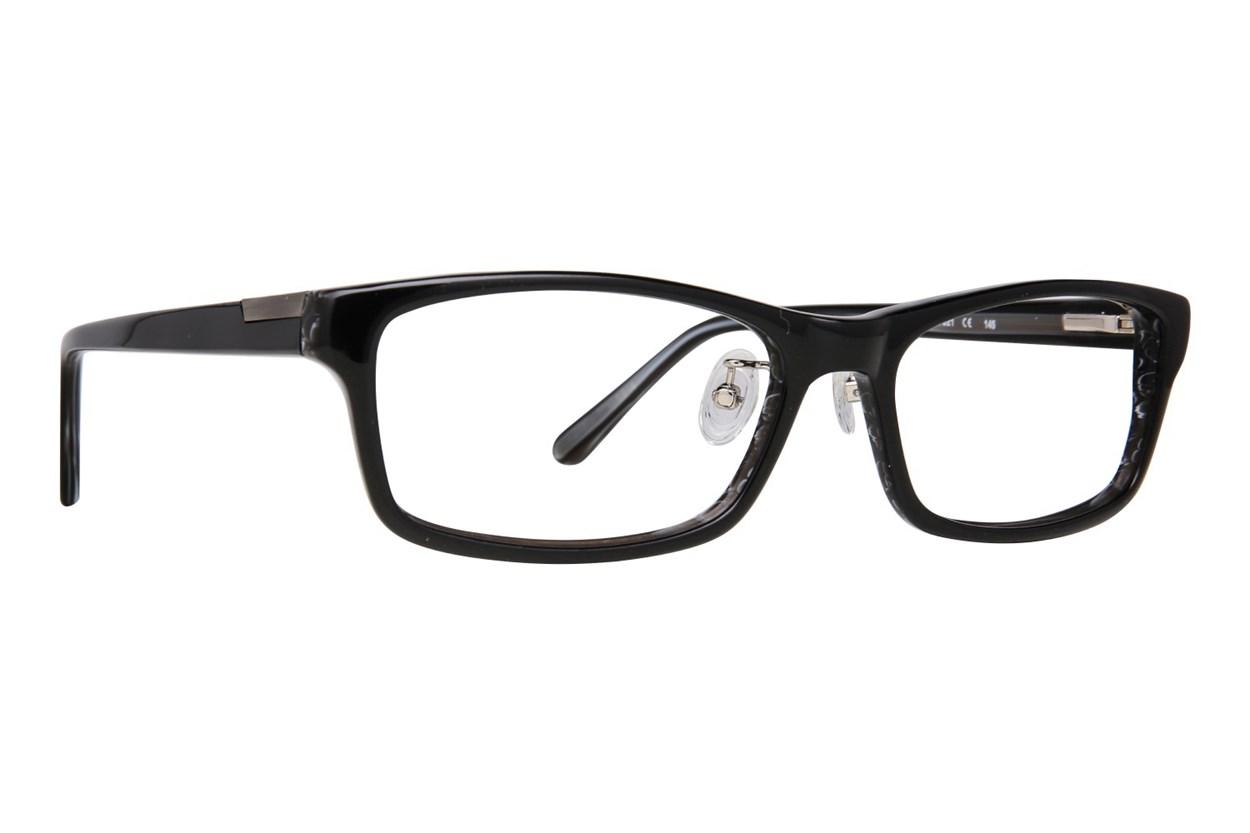 Randy Jackson RJ 3030 Black Eyeglasses