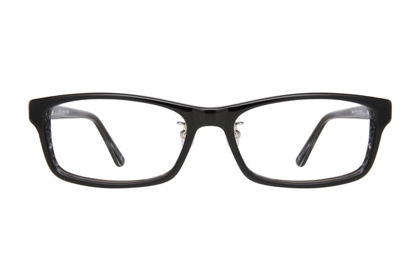 Randy Jackson RJ 3030 Black Eyeglasses