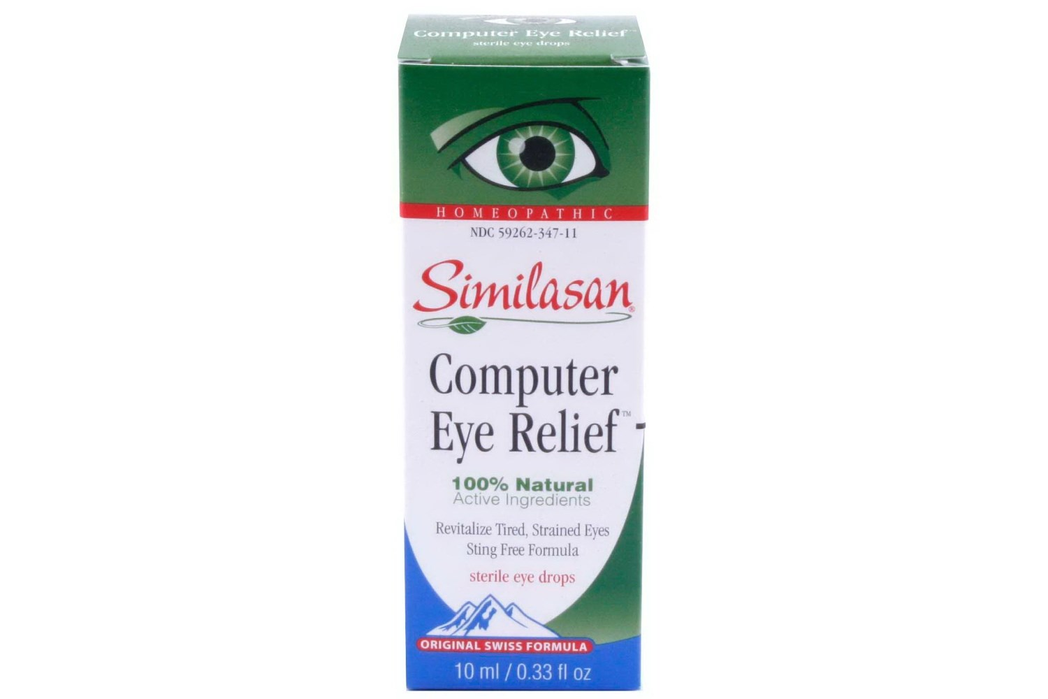 Similasan Computer Eyes Relief Drops 33 fl oz