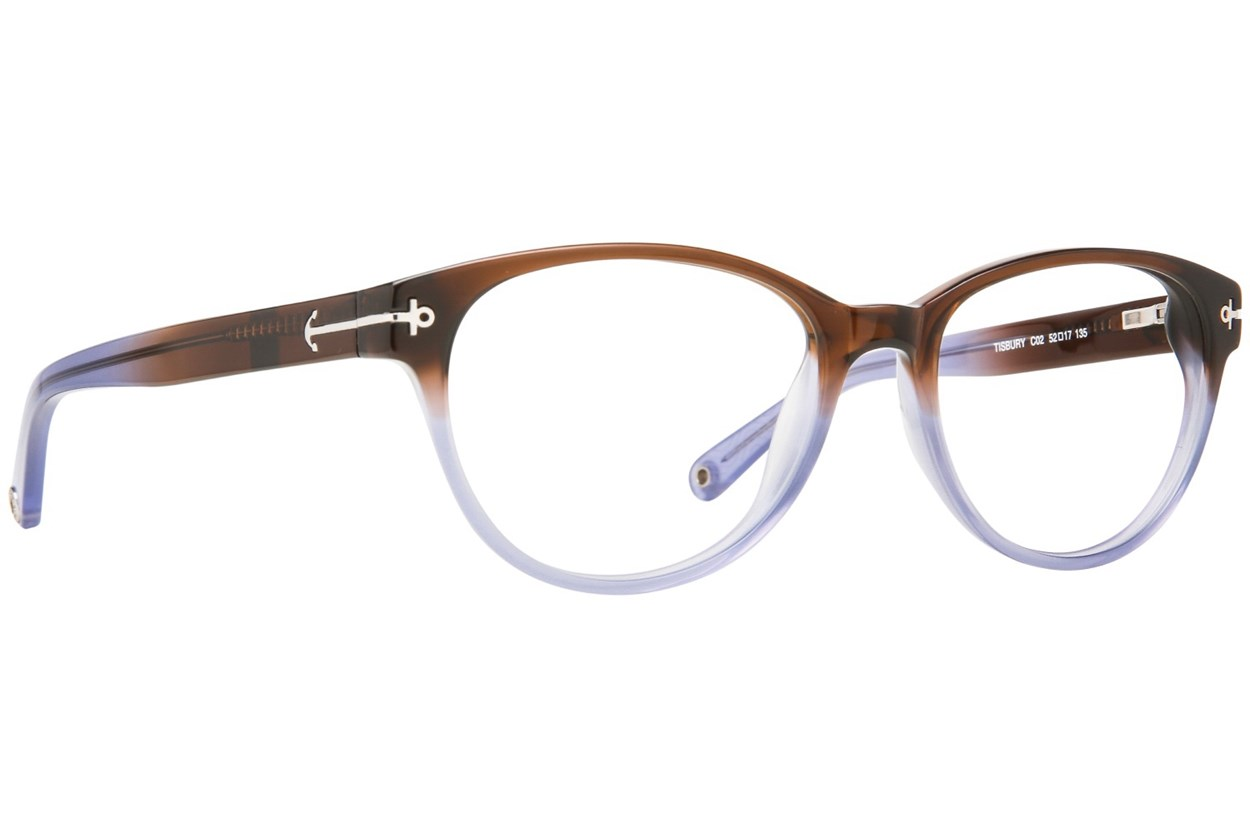 Sperry Top-Sider Tisbury Eyeglasses - Brown