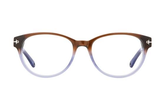 Sperry Top-Sider Tisbury Brown Eyeglasses