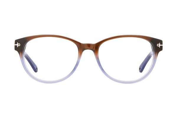 Sperry Top-Sider Tisbury Brown Eyeglasses