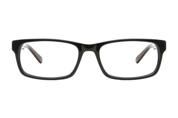 Sperry Top-Sider Woodbridge Black Eyeglasses