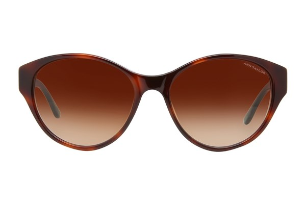 Ann Taylor AT501 Sunglasses - Tortoise