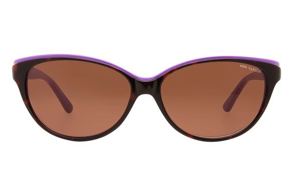 Ann Taylor AT505 Sunglasses - Tortoise