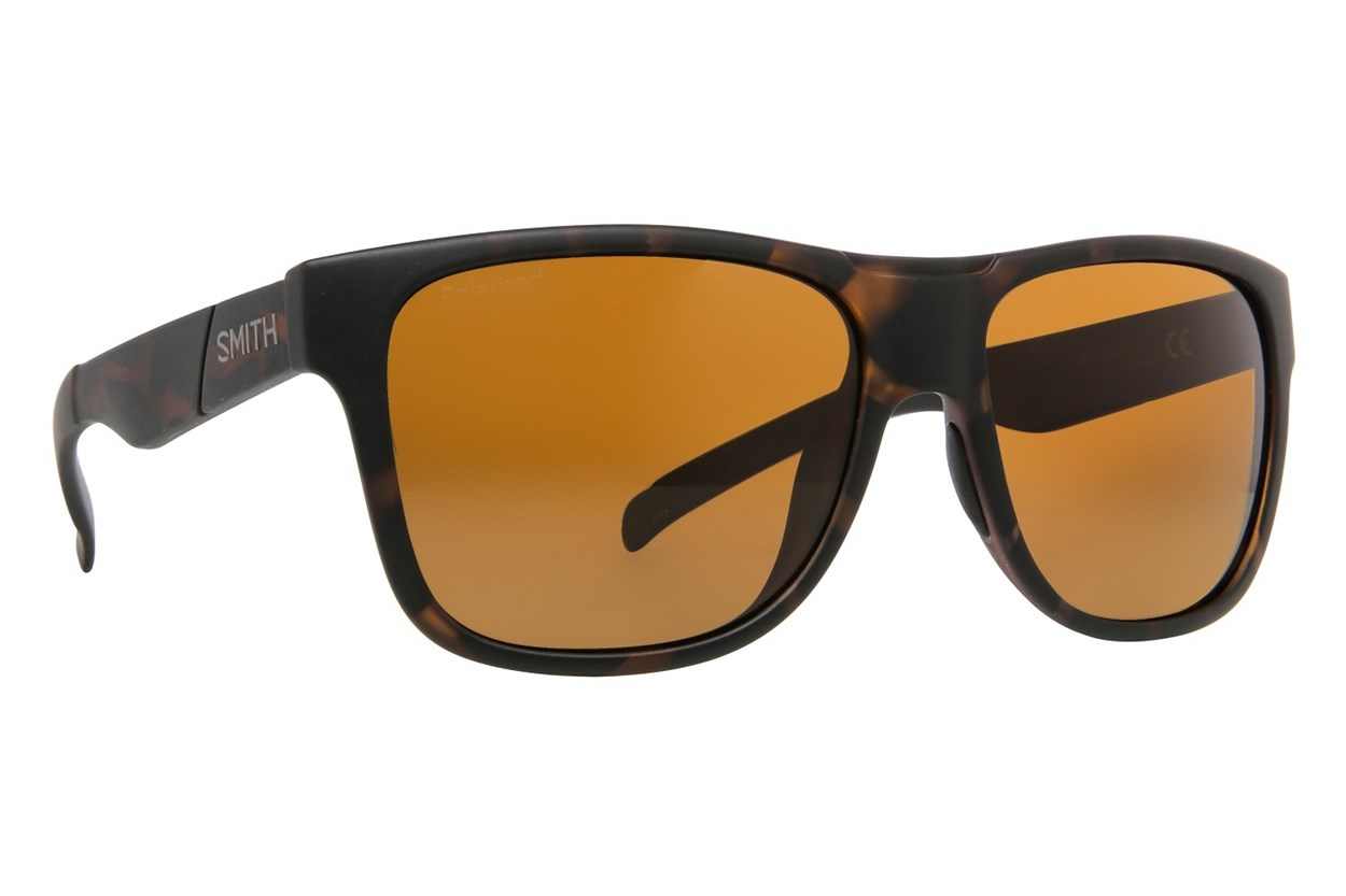 Smith Optics Lowdown XL Polarized Sunglasses - Tortoise