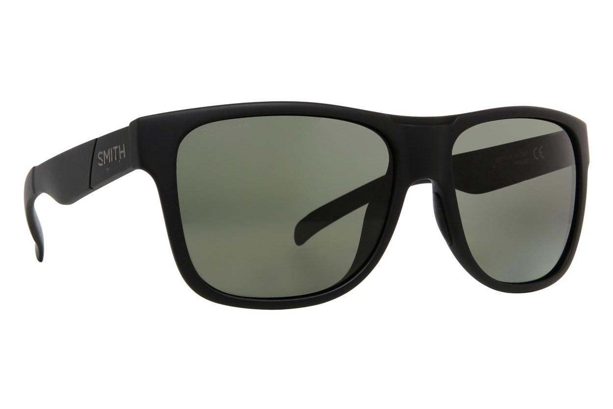 Smith Optics Lowdown XL Polarized Black Sunglasses
