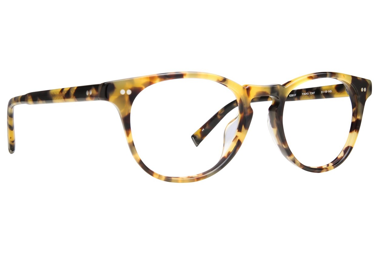 John Varvatos V200 Tortoise Eyeglasses