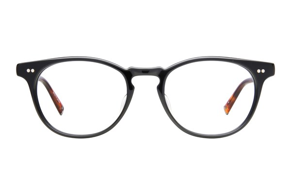John Varvatos V200 Black Eyeglasses