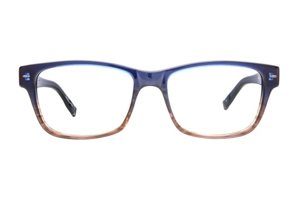 John Varvatos V361 Blue Eyeglasses