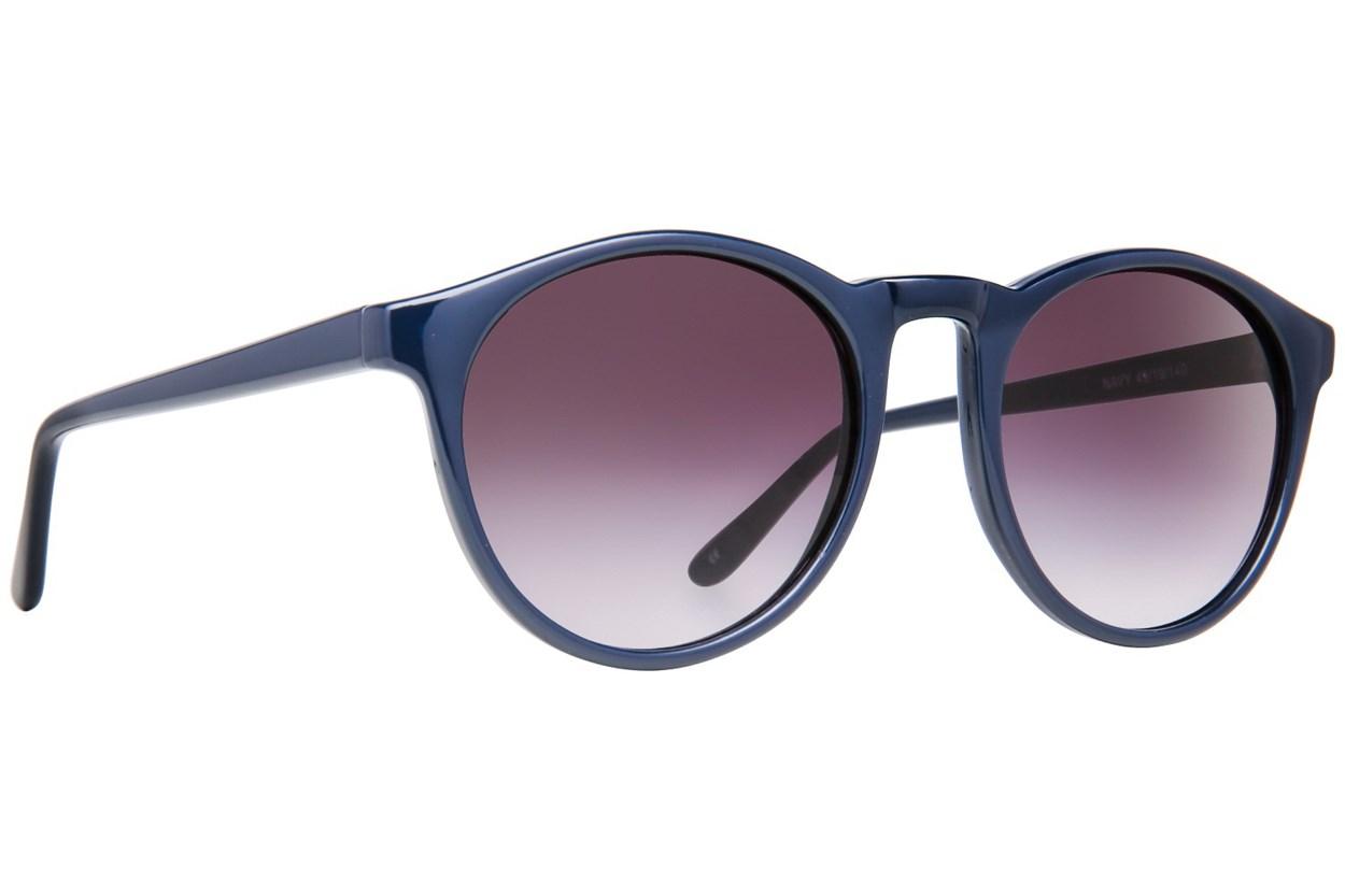 Lunettos Casey Blue Sunglasses
