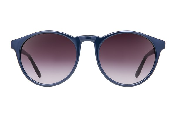 Lunettos Casey Sunglasses - Blue