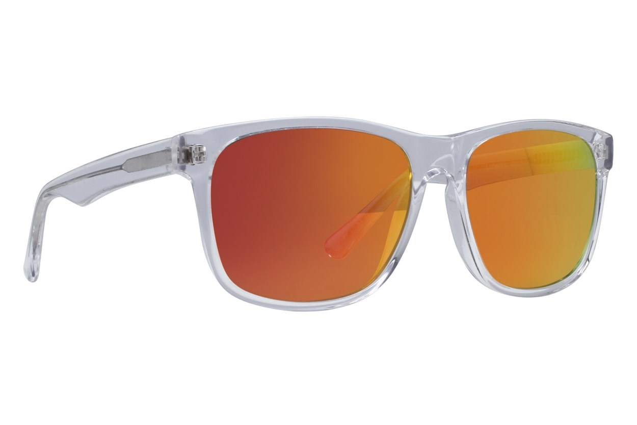 Lunettos London Clear Sunglasses