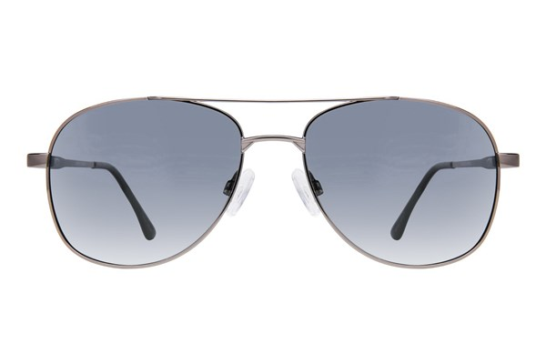 Lunettos Stanley Sunglasses - Gray